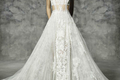 Novias princesa vs novias minimalistas: y tú, ¿de qué estilo eres?
