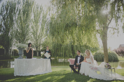 Cómo decorar el altar de tu boda: ¿qué estilo prefieres?