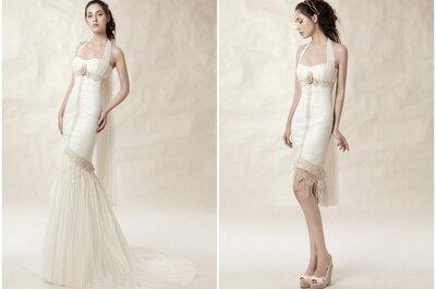 El vestido de la semana: José María Peiró para White Day