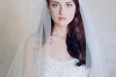 What Kind of Bridal Veil Should You Choose?