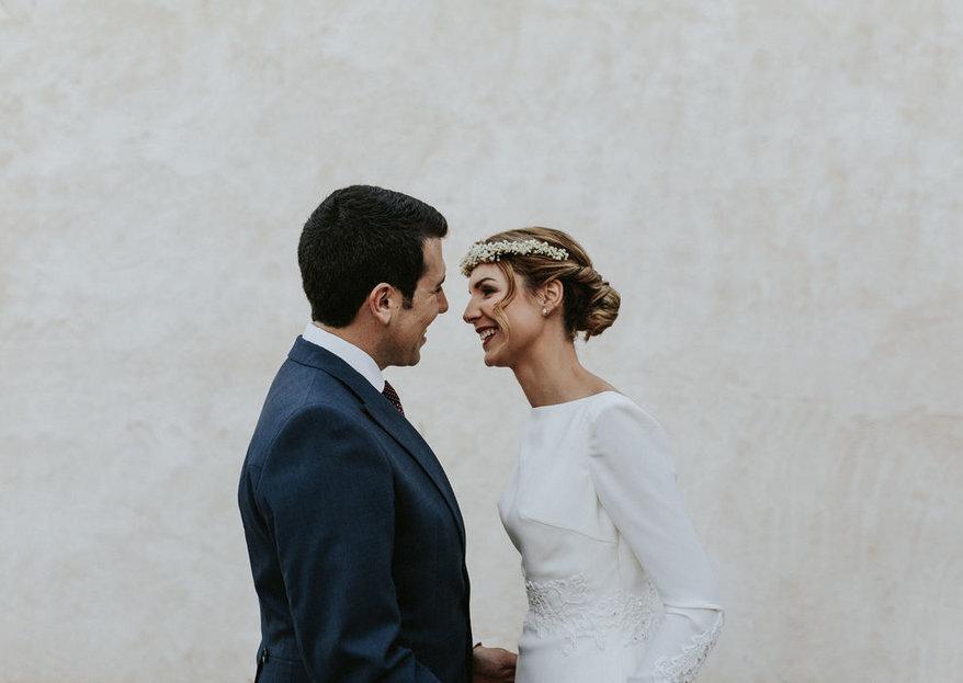 Cosa scrivere sui biglietti di auguri per gli sposi?
