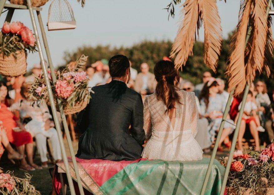 Trafalgar Polo Club: mar y tierra en un mismo paisaje para tu boda