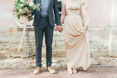 Идеальная обувь на свадьбу: создай уникальный образ!