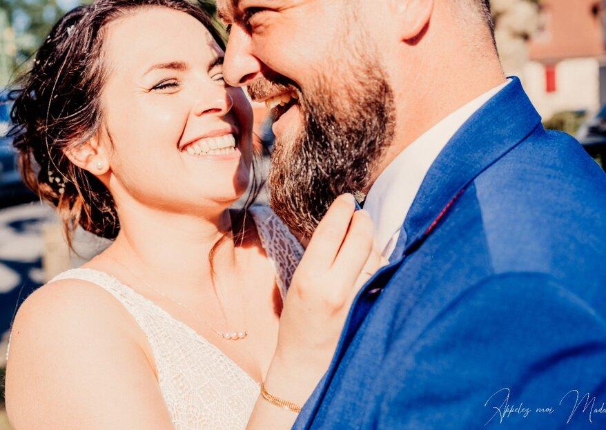 Un talentueux expert en vidéo de mariage : Appelez-moi Madame