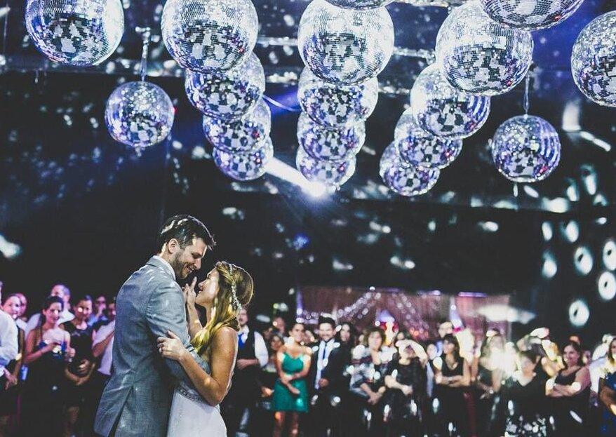Si quieres que tu fiesta de matrimonio triunfe, ¡elige la música ideal!