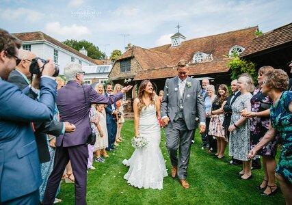 Rustic Elegance: Jack and Louise's Beautiful Lakeside Wedding