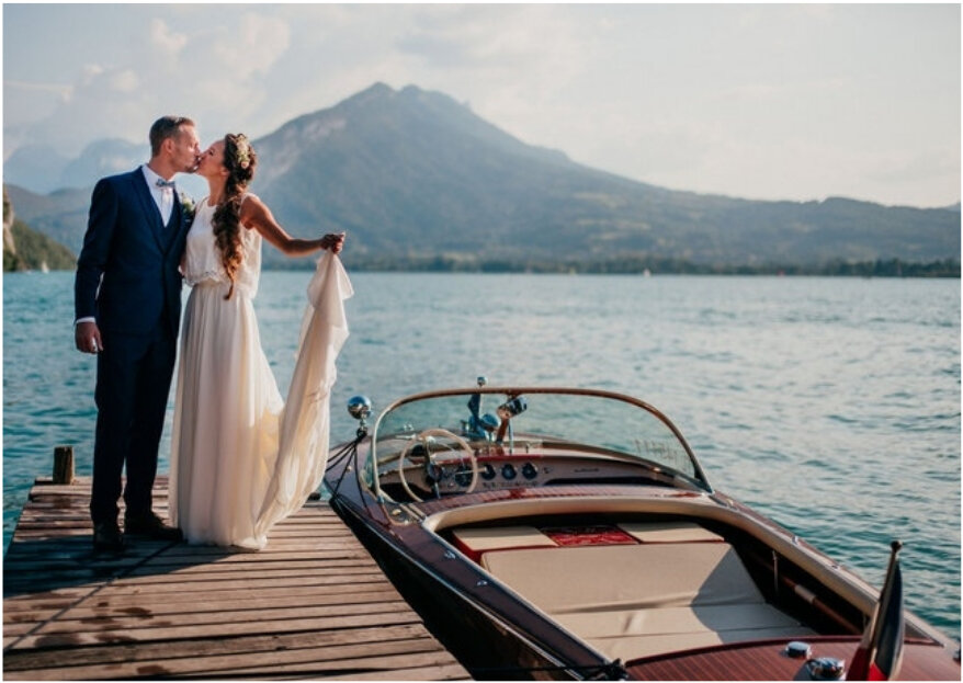 10 résolutions pour votre mariage en 2019