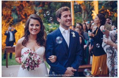 Casamento rústico na serra de Maria Clara & Diogo: inspirador!