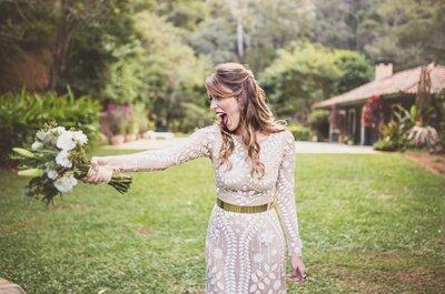 Teste de personalidade: descubra quem é você pelo seu vestido de noiva!