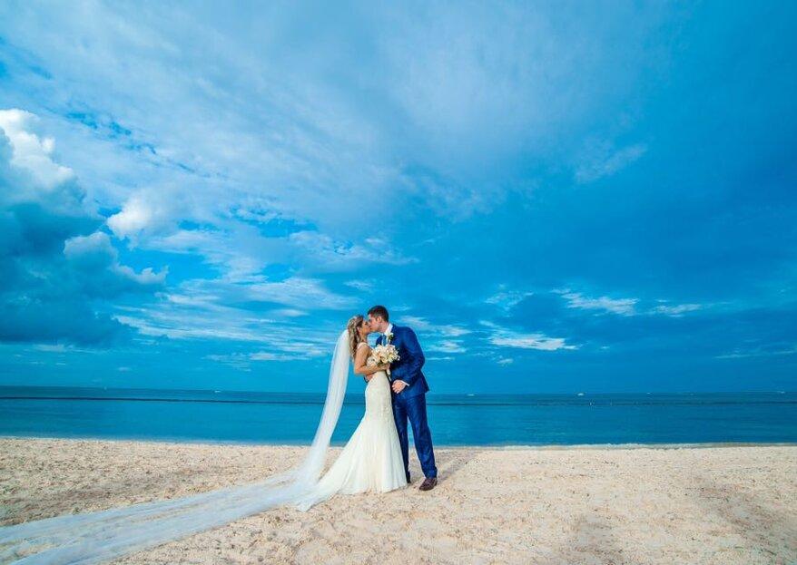 Casando no Caribe: Experiência na organização de destination weddings inesquecíveis