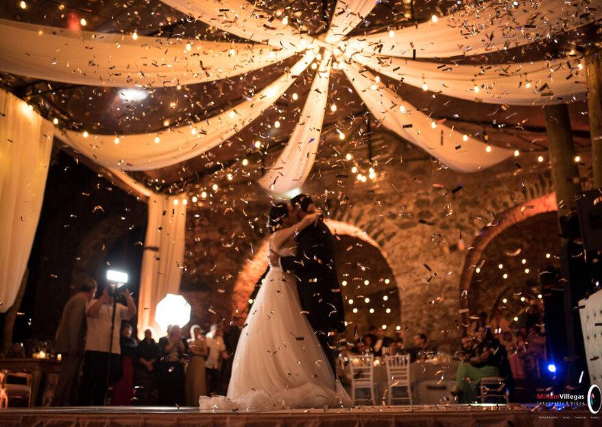 5 razones por las que contar con un wedding planner garantiza el éxito de tu boda
