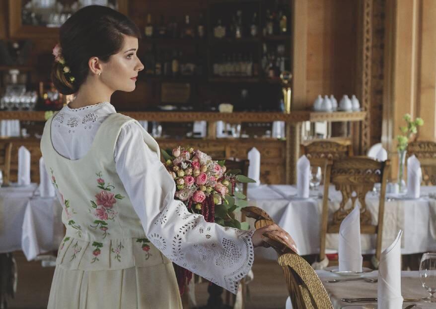 Ślub w górach: piękny i kolorowy