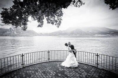 10 ragioni per cui sposarvi è il regalo più bello che possiate farvi