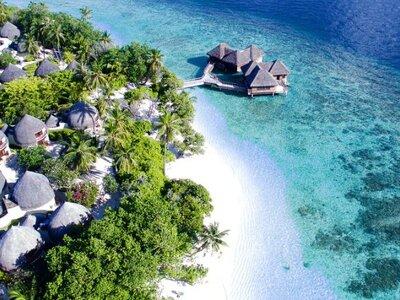 Die besten Hotel-Hotspots für Flitterwochen auf den Malediven: Das Paradies ruft!