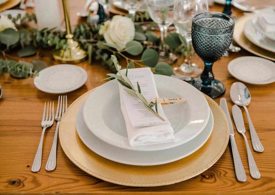 Iguarias do Tempo: um catering de sonho num espaço decorado a primor
