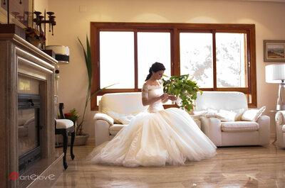 Recuerda tu boda con Artelove: fotografías naturales y emotivas