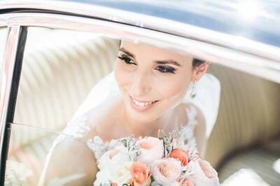 Olheiras não: saibam como fazer com que elas não tenham lugar no vosso casamento!