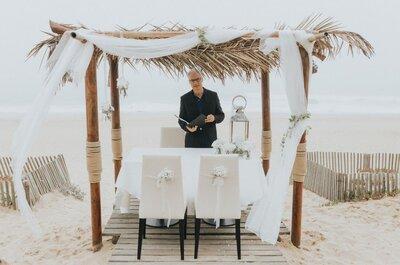 Já pensou em contratar um celebrante para o seu Casamento? Descubra tudo sobre esta nova tendência!