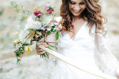 Ti sveliamo i 10 tipi di abiti da sposa che andranno di moda nel 2016