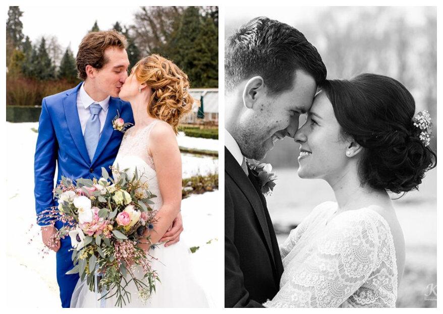 Hoe kies je het perfecte bruidskapsel voor jouw grote dag?