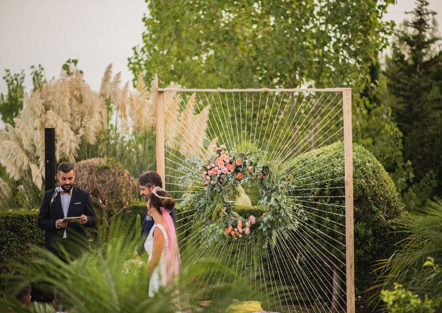 Renata Enamorada coge las riendas de tu boda y la transforma en un evento inolvidable