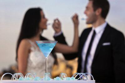 Sensaciones nuevas y sorprendentes para tu boda con Molecular Experience