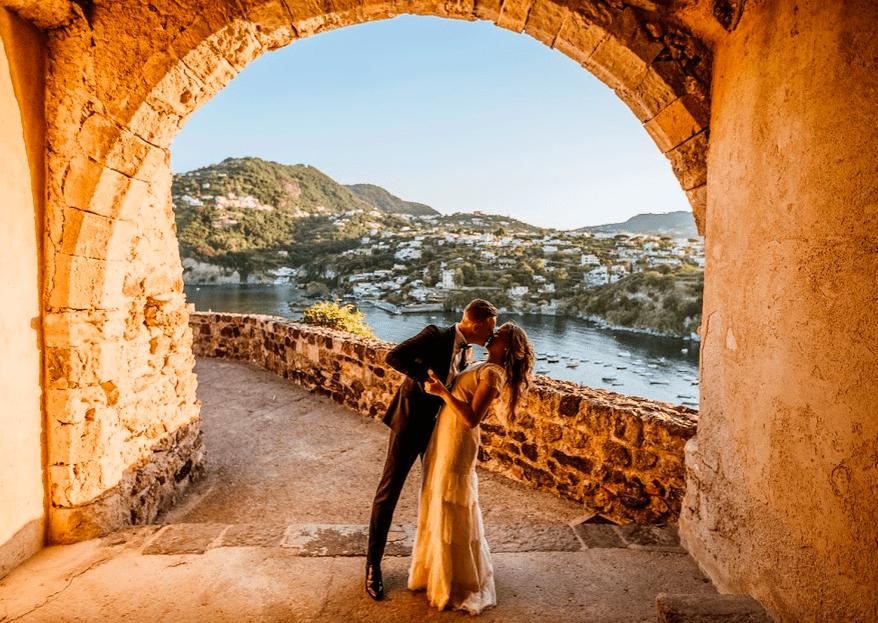 Stefania Silvestro ti aiuterà ad organizzare il perfetto Destination Wedding ad Ischia