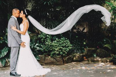 Casamento budista de Vânia e Wagner com decoração rústica apaixonante!