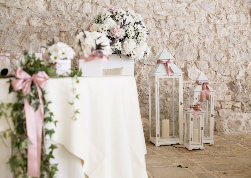 L'occhio attento degli invitati cadrà su questi dettagli al tuo matrimonio, non farti trovare impreparata!