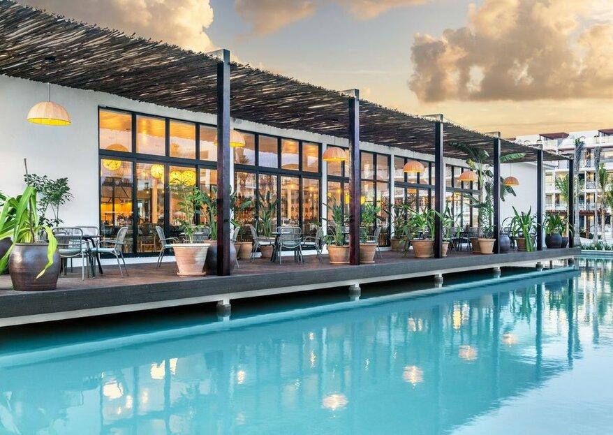 Ocean Riviera Paradise by H10 Hotels: tu boda en un resort lleno de lujo