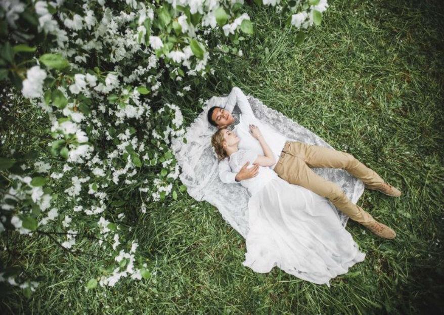 Весенняя свадьба: преимущества и особенности!