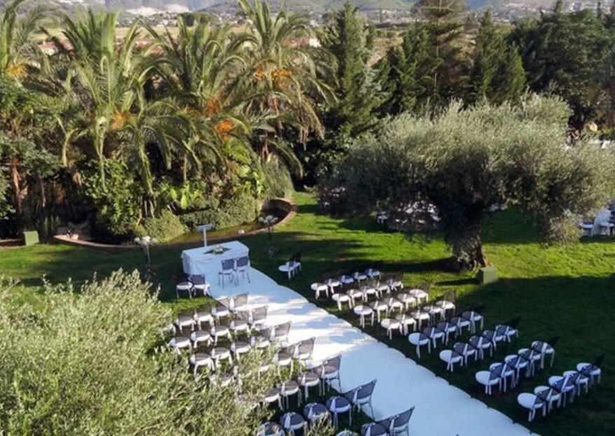 El encanto de Málaga se encuentra en Paloverde, un rincón de belleza y profesionalidad