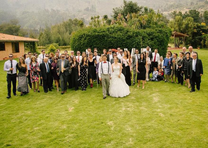 Hacienda Santa Catalina, el escenario ideal para celebrar tu boda en plena naturaleza
