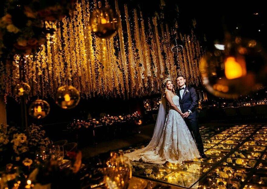 Next Weddings: los elementos que llenan de magia tu boda