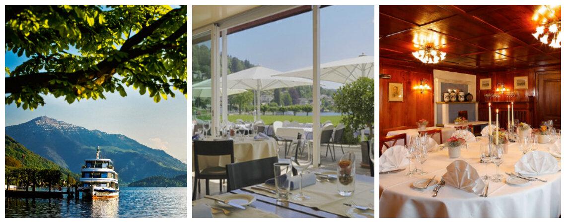 Die 7 schönsten Locations für Ihre Hochzeit im Kanton Zug