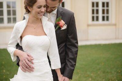 Hochzeit im goldenen Herbst – Ein Styled Shoot, das Lust auf satte Farben macht