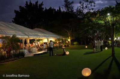Celebra tu boda en Cuernavaca en la Quinta Pavo Real del Rincón