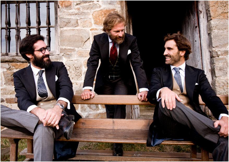 Cómo deben vestir los hombres para una boda: todo sobre el 'dress code'