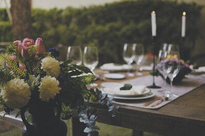 5 cosas que son tan importantes (o más) como el presupuesto de la boda