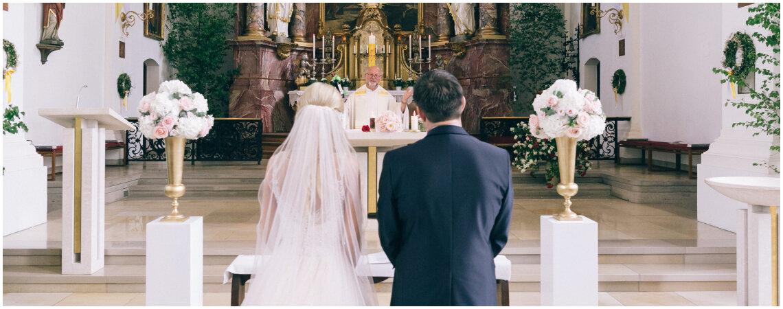 Julia & Nico - Eine idyllische Sommer-Hochzeit am Starnberger See