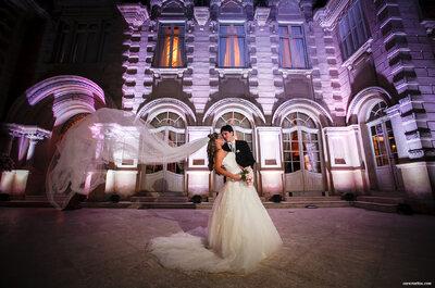 Camila & Ricardo: casamento de sonho num castelo em Curitiba!