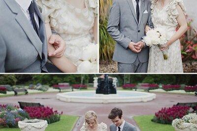 Una boda en 50 sombras de gris