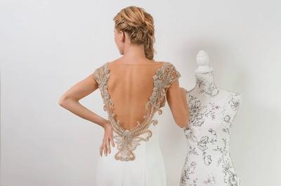 Cómo elegir el vestido de novia perfecto. ¡Seis tips muy prácticos!