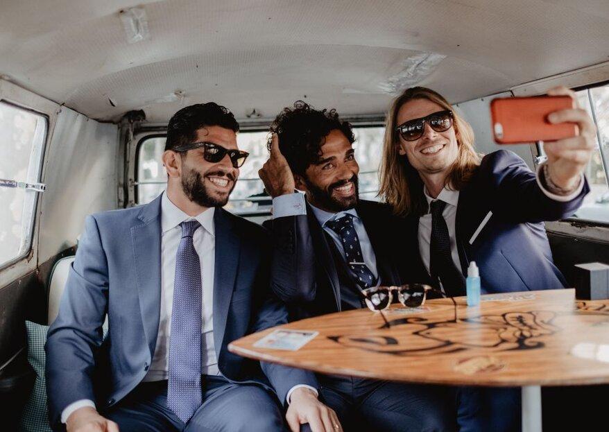 ¿Mejor pajarita o corbata para la boda?