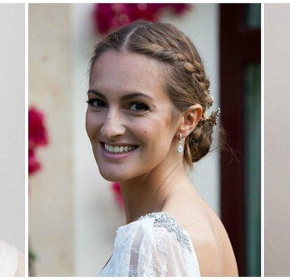 Triumf Warkoczy Fryzury ślubne 2016