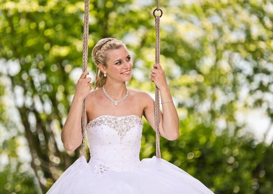 Loveside - Inspiration pur auf der Hochzeitsmesse im Zürcher Unterland