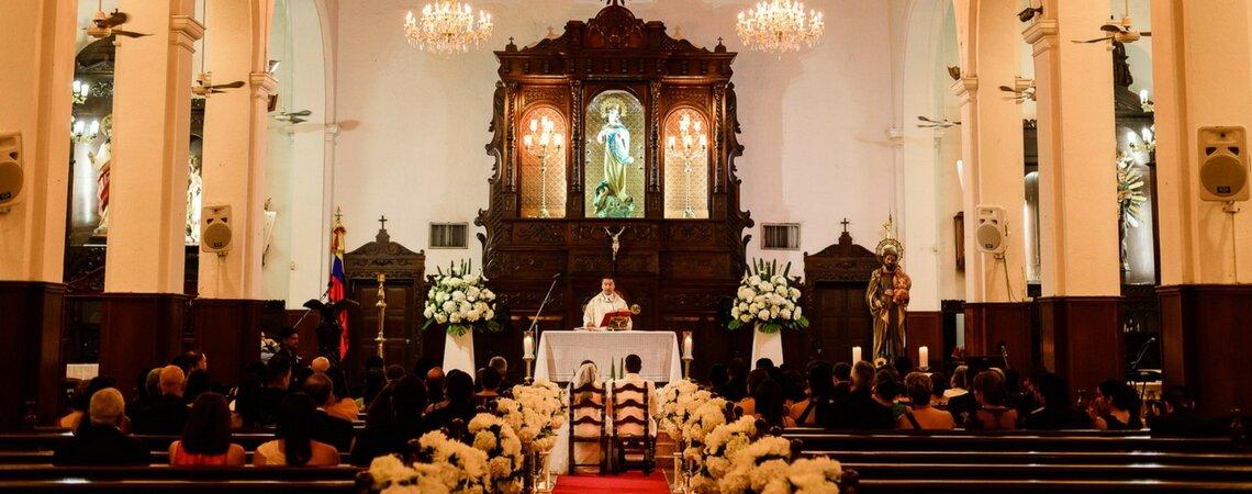 Iglesias para bodas en Barranquilla: ¡Las mejores para tu ceremonia!