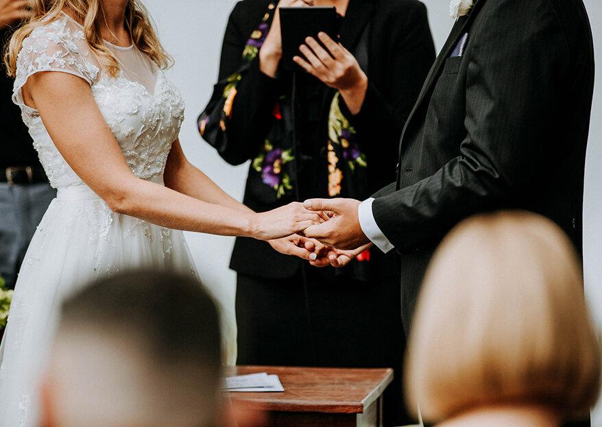 O que escrever nos votos de casamento? Dicas e exemplos reais emocionantes!