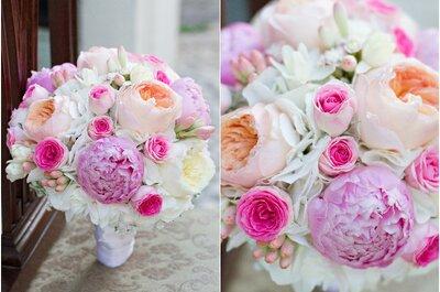 10 das melhores designers florais em Lisboa: para um casamento muito florido!