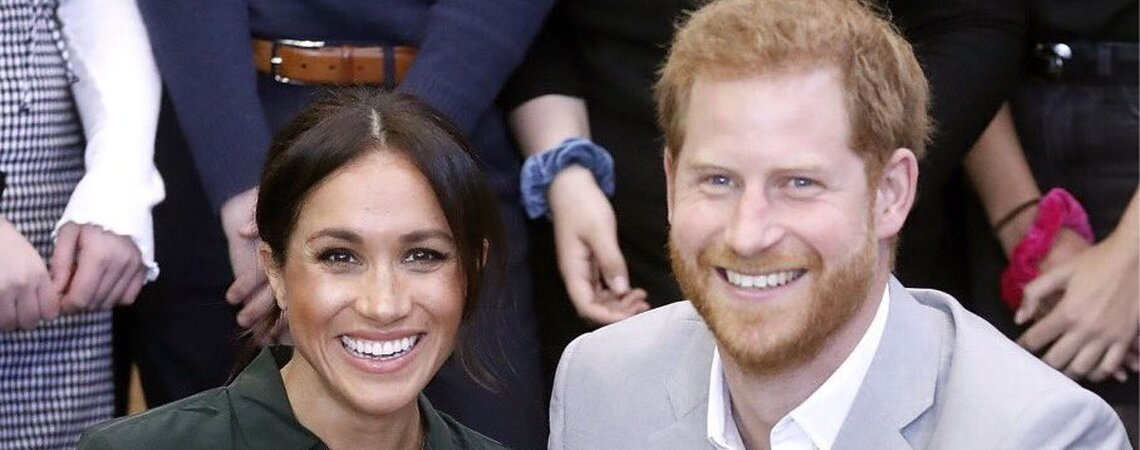 Prinz Harry und Herzogin Meghan bekommen ein Baby!